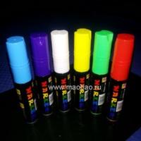 Флуоресцентные маркеры ( набор 6 штук) 10 мм. #