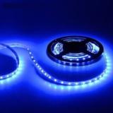 Светодиодная лента 3528, 60 LED, синяя, IP20, W3.2 003