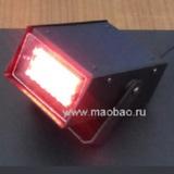 Стробоскоп 24 Led красный 3W
