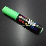 Флуоресцентный маркер зелёный 10 мм.