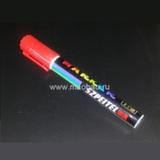 Флуоресцентный маркер красный 4 мм.