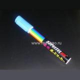 Флуоресцентный маркер синий 4 мм.