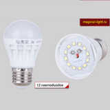Светодиодная лампочка 3W/E14