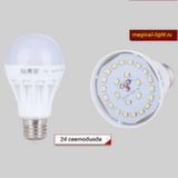 Светодиодная лампочка 7W/E27