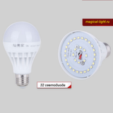 Светодиодная лампочка 9W/E14