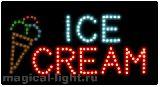 "Рекламная табличка ""Ice Сreem"""